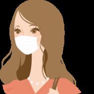コロナ対策用マスク